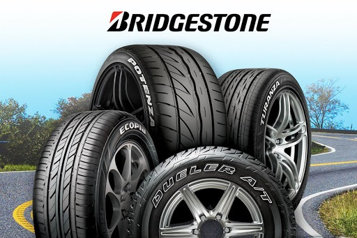 BRIDGESTONE TYRES AND WHERE TO BUY THEM FROM