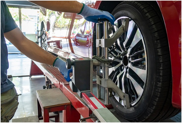 When Can Your Audi Need a Front-End Alignment?