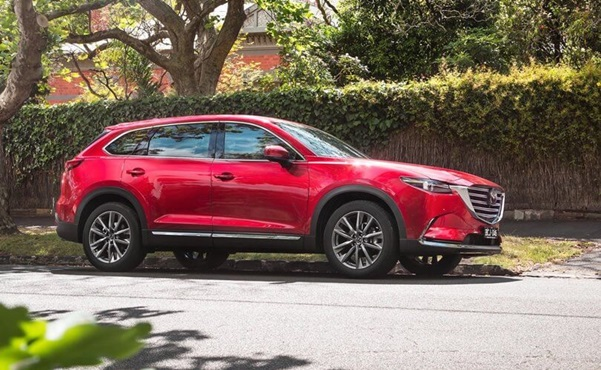 Fun Drive Moments with the 2021 Mazda CX-9