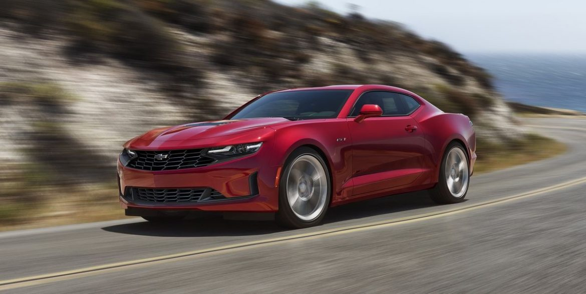 Irresistible Sports Car Attributes of the 2021 Chevrolet Camaro