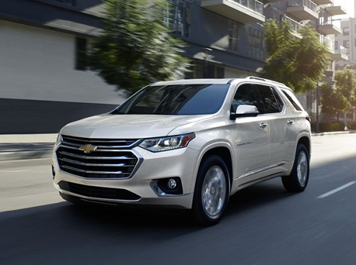 Impact of the 2021 Chevrolet Traverse on its Users