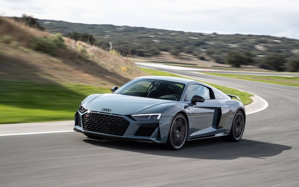 What Gets Better with the 2021 Model Year Edition of the Audi R8 Series?