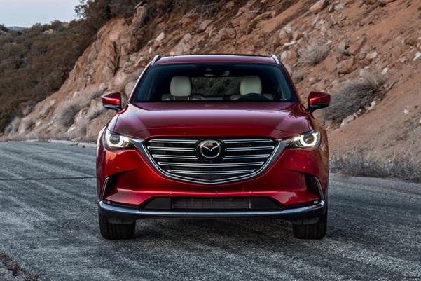 Crossover SUV Characteristics in the 2021 Mazda CX-9 Model Series