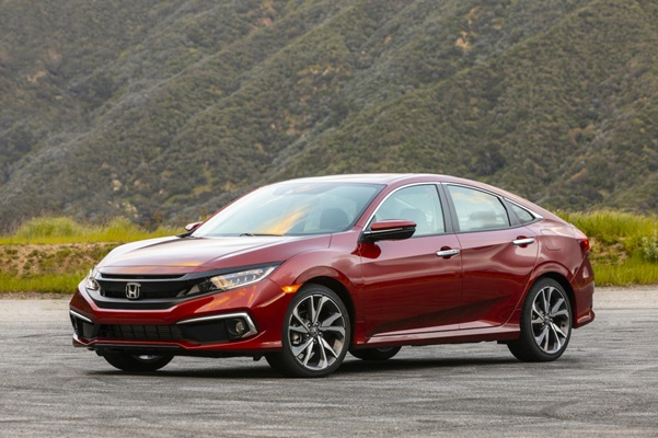 What Deserve Special Attention in the 2021 Honda Civic Model Series