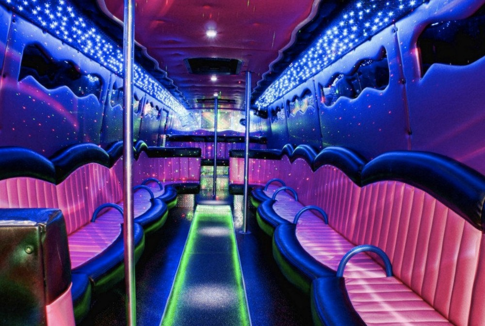 Why opt for a Party Bus Service