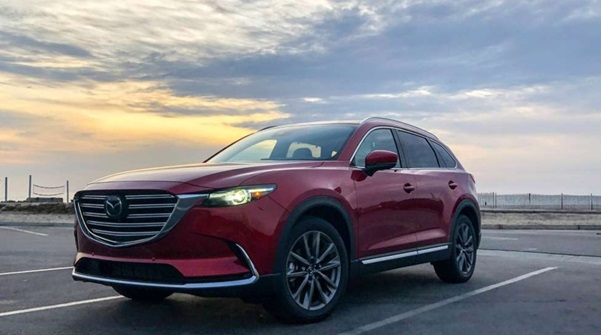 Major Features of the 2022 Mazda CX-9 Model Series