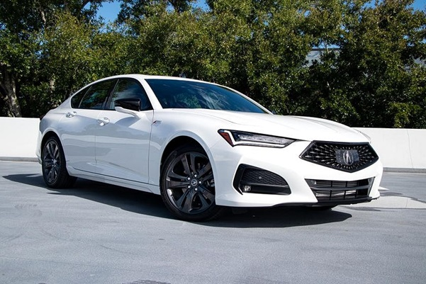 What is Important to Note in the 2022 Acura TLX Model Series